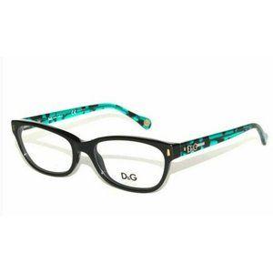 Dolce & Gabbana DG 1205 1826 Turqiouse Eyeglasses